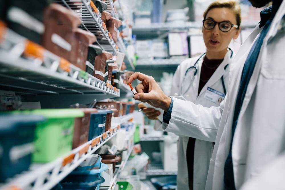 Qu'est-ce qu'une officine de pharmacie ?-1
